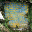 Ancient Literature - Mcleod Ganj, India — Stock Photo