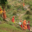Indian Women - Mcleod Ganj, India - Stock Photo
