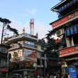 Mcleod Ganj, India — 图库照片