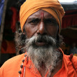 Old Religious Man - Mcleod Ganj, India — Stock Photo
