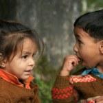 Cute India Child — Stock Photo #11887119