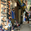 Stock Photo: Show Shops - Manali, India