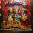 Stock Photo: God Statue - Rama Temple - Vashisht