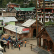 Vashisht, India — Stock fotografie