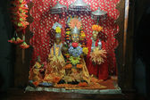 God Statue - Rama Temple - Vashisht — Foto Stock