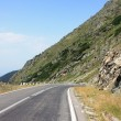 Scene from difficult road of Transfagarasan, Romania — Stok fotoğraf