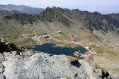 Mountain landscape from Transfagarasan — Stock Photo