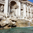 Trevi fountain — Stock Photo #11146391