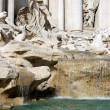 Trevi fountain — Stock Photo #11146405