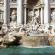 Trevi fountain — Stock Photo #11146417