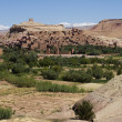 Kasbah Ait Benhaddou - Stock Photo