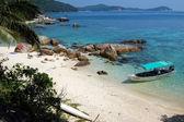 Tropical sea - Malaysia — Stock Photo