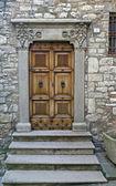 Wooden Door — Stock Photo