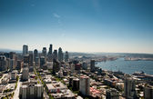 Seattle, WA — Stock Photo