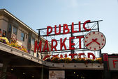 Pike Place Market — Stock Photo