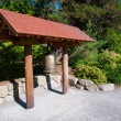 Kubota Garden bell - Stock Photo