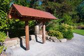 Kubota Garden bell — Stock Photo