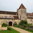 Stock Photo: Chateau de Gevrey-Chambertin