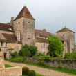 Chateau de Gevrey-Chambertin - Stock Photo