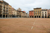 Plaza Mayor in Vic, Catalonia — Stock Photo