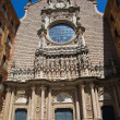 Santa Maria de Montserrat — Stock Photo