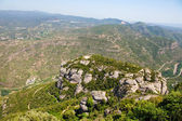 Montserrat, Catalonia, Spain. — Stock Photo