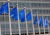 European flags — Stockfoto