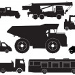 Transport — Vector de stock #11238325