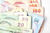 Thailand money — Stock Photo
