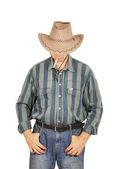 Cowboy — Fotografia Stock