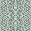 Royalty-Free Stock Imagen vectorial: Abstract background, royal damask ornament, classic seamless pattern, rich vector wallpaper, luxury beautiful silk, floral fashion fabric, paisley, graphic ornaments for paper page template for design
