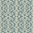 Abstract background, royal damask ornament, classic seamless pattern, rich vector wallpaper, luxury beautiful silk, floral fashion fabric, paisley, graphic ornaments for paper page template for design - Imagen vectorial