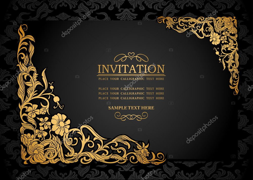 Masquerade Wedding Invitation is perfect invitations ideas