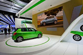 MOSCOW, RUSSIA - AUGUST 26: Skoda Concept on 26 August 2010, Mos — Foto Stock