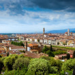 Panorama view of Firenze — Stock Photo