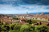 Panorama view of Firenze — Stock Photo