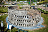 Colosseo in miniature — Stock Photo