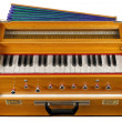 Stock Photo: Indian harmonium