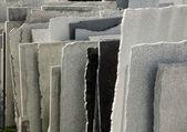Natural stone panels — Stock Photo