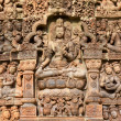 Stucco Thai art — Stockfoto