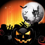 Halloween card design — Stock Vector #12352147