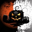 Halloween pumpkin — Stock Vector #12352171