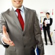 Business deal — Stock Photo #10763038