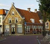 Authentic Dutch house — Stock Photo