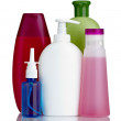 Beauty hygiene container tube health care — Stock Photo #10777893