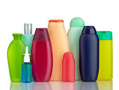 Beauty hygiene container tube health care — Stock Photo