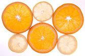 Oranges new 2 — Stock Photo