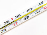 Thermometer new 2 — Stock Photo