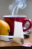 Tea new — Stock Photo