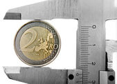 Coin new 2 — Stockfoto